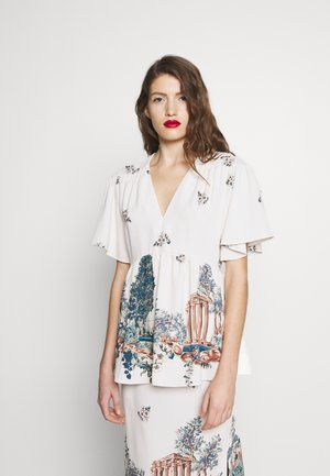 SHIRT - Bluse - off-white