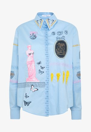 Camisa - celeste