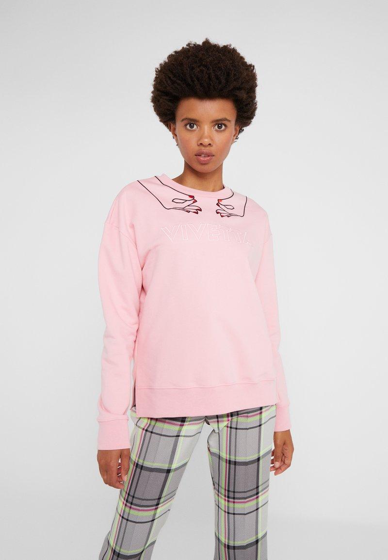Vivetta - FELPA - Bluza - pink