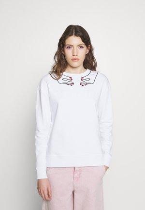 FELPA - Sweatshirt - white