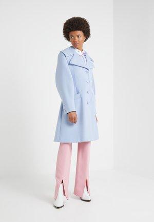 CAPPOTTO - Cappotto classico - celeste