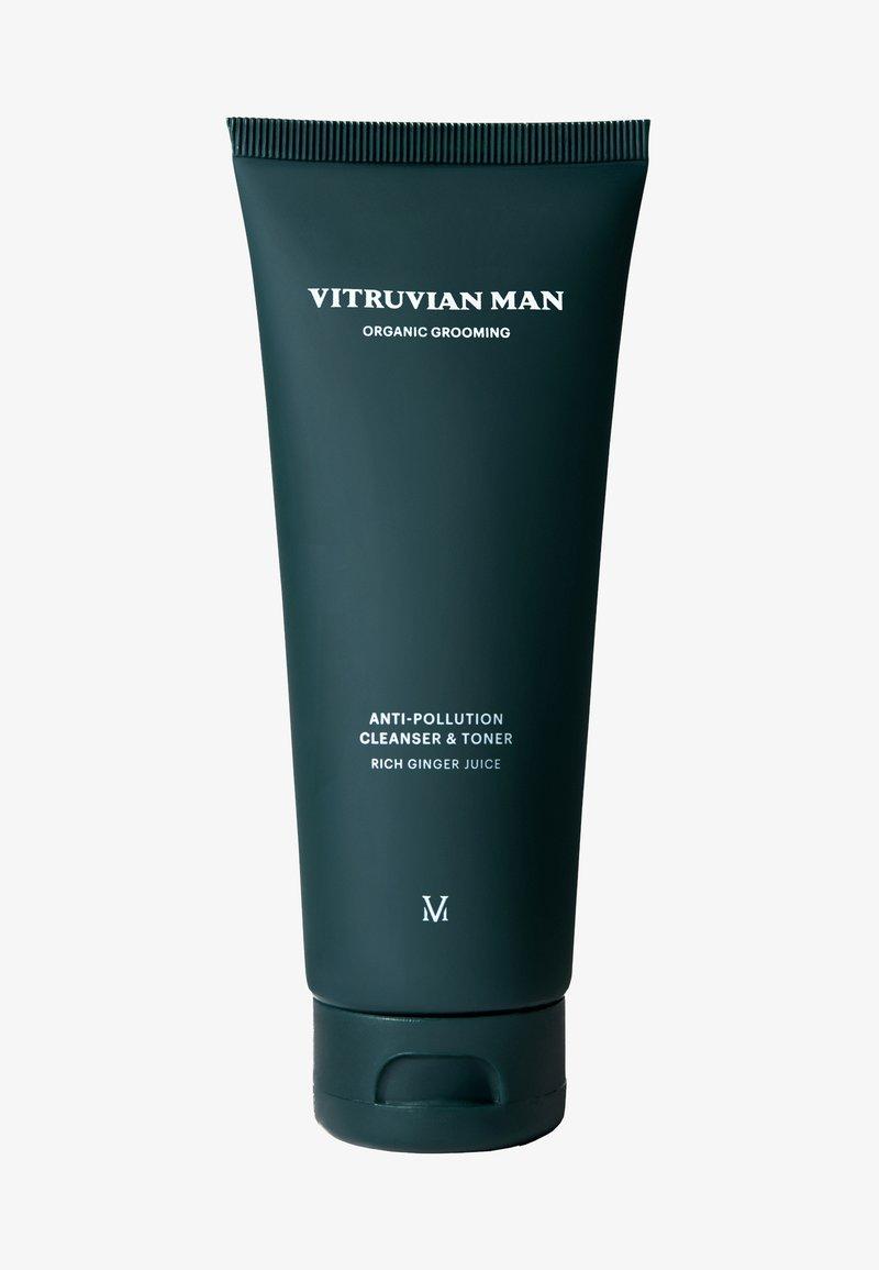 Vitruvian man - ANTI POLLUTION CLEANSER + TONER  - Tonico viso - -