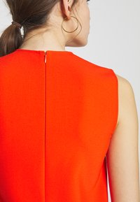 Victoria Victoria Beckham - DRAPE DETAIL SHELL - Blouse - flame red - 5