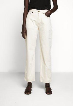 ARIZONA - Trousers - ecru