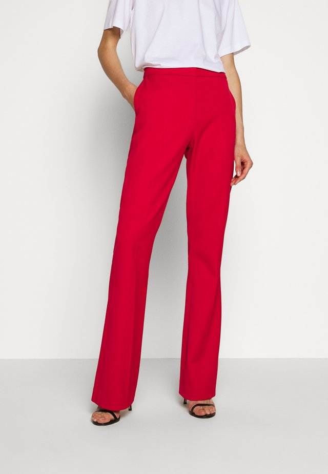 VICTORIA TROUSER - Bukse - postbox red
