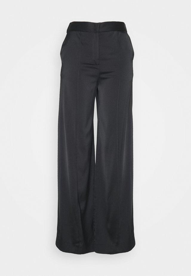 ROUSER - Pantaloni - black