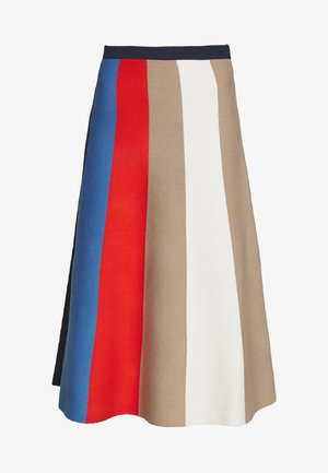 BLOCK STRIPE SKIRT - Áčková sukně - multi-coloured