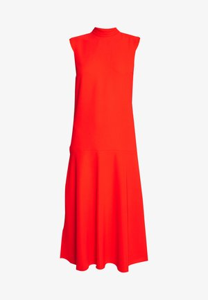 SLEEVELESS DRESS - Korte jurk - flame red