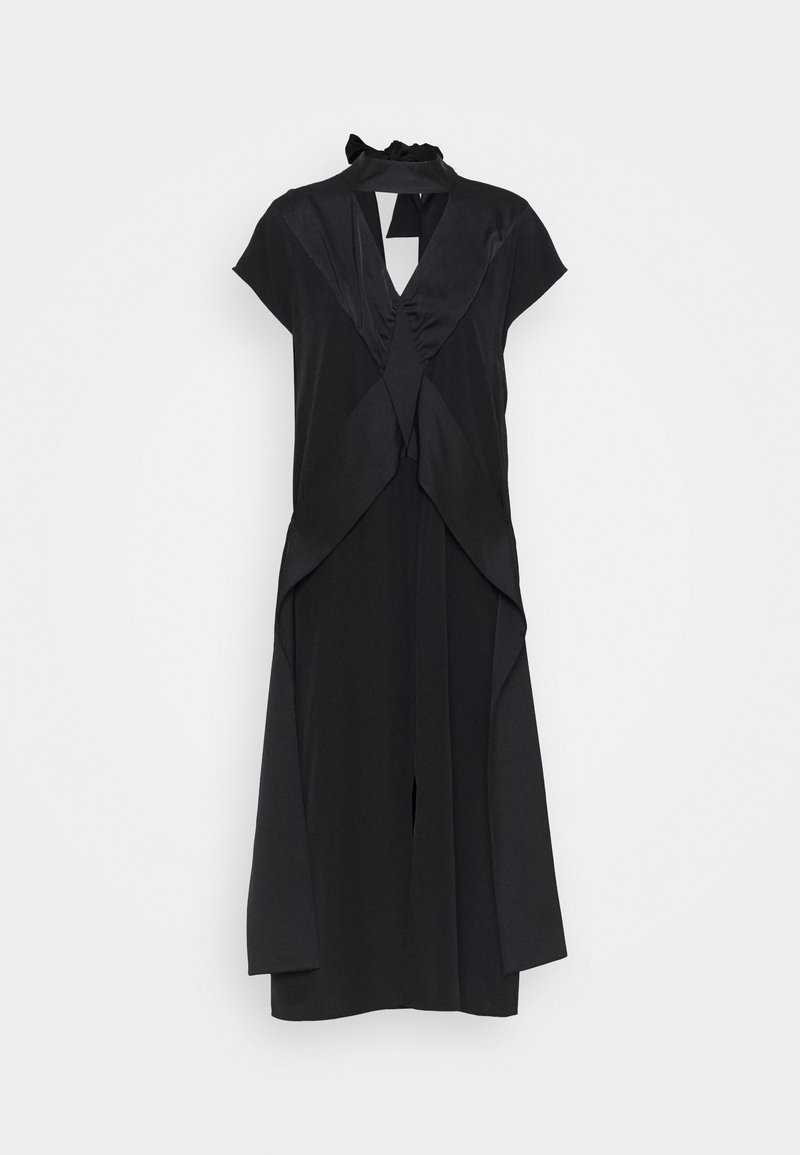 Victoria Victoria Beckham - DIAMOND DRAPE DRESS - Vestito elegante - black