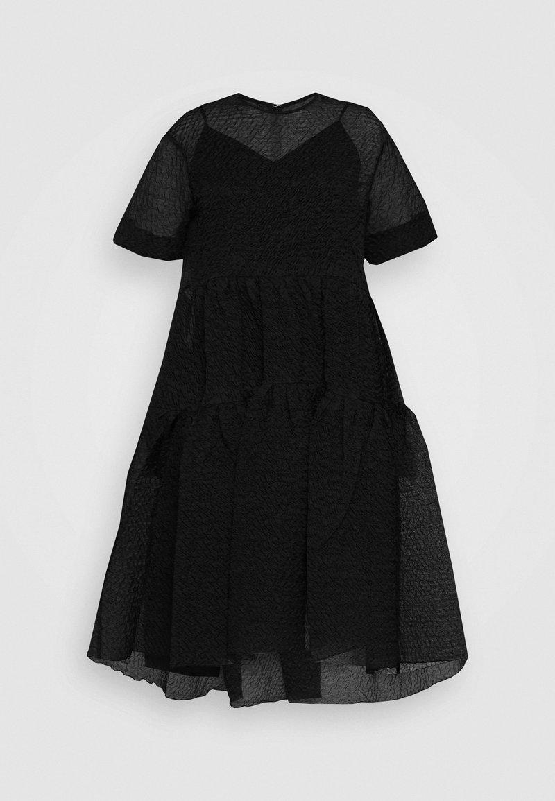 Victoria Victoria Beckham - EXAGERATED DRESS - Vestito elegante - black