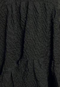 Victoria Victoria Beckham - EXAGERATED DRESS - Vestito elegante - black - 2