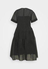 Victoria Victoria Beckham - EXAGERATED DRESS - Vestito elegante - black - 1