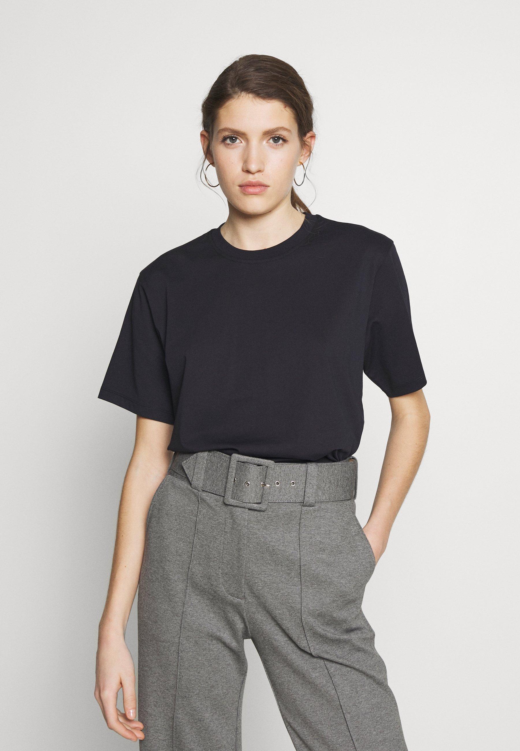 Victoria Victoria Beckham TEE - T-shirts med print - midnight blue