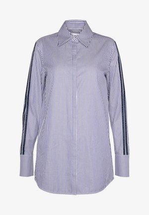 SPLIT SLEEVE  - Košile - middle blue/white