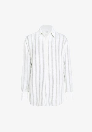 OVERSIZED CLASSIC SHIRT - Košile - white