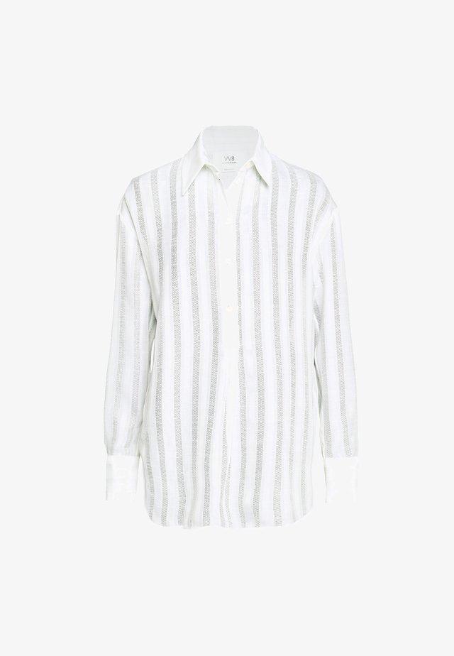OVERSIZED CLASSIC - Blus - white