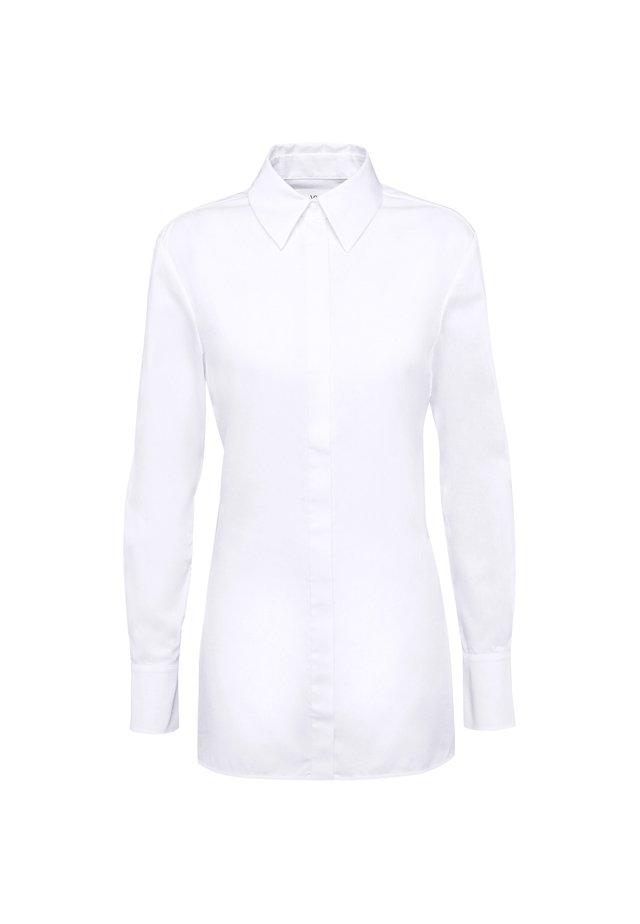 OPEN BACK - Skjorte - white