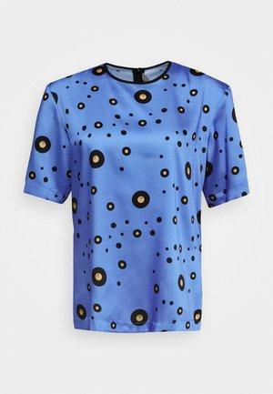 ZIP BACK - Camicetta - fresh blue