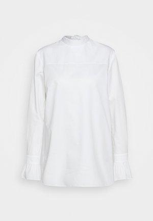 NECK TIE  - Camicia - white