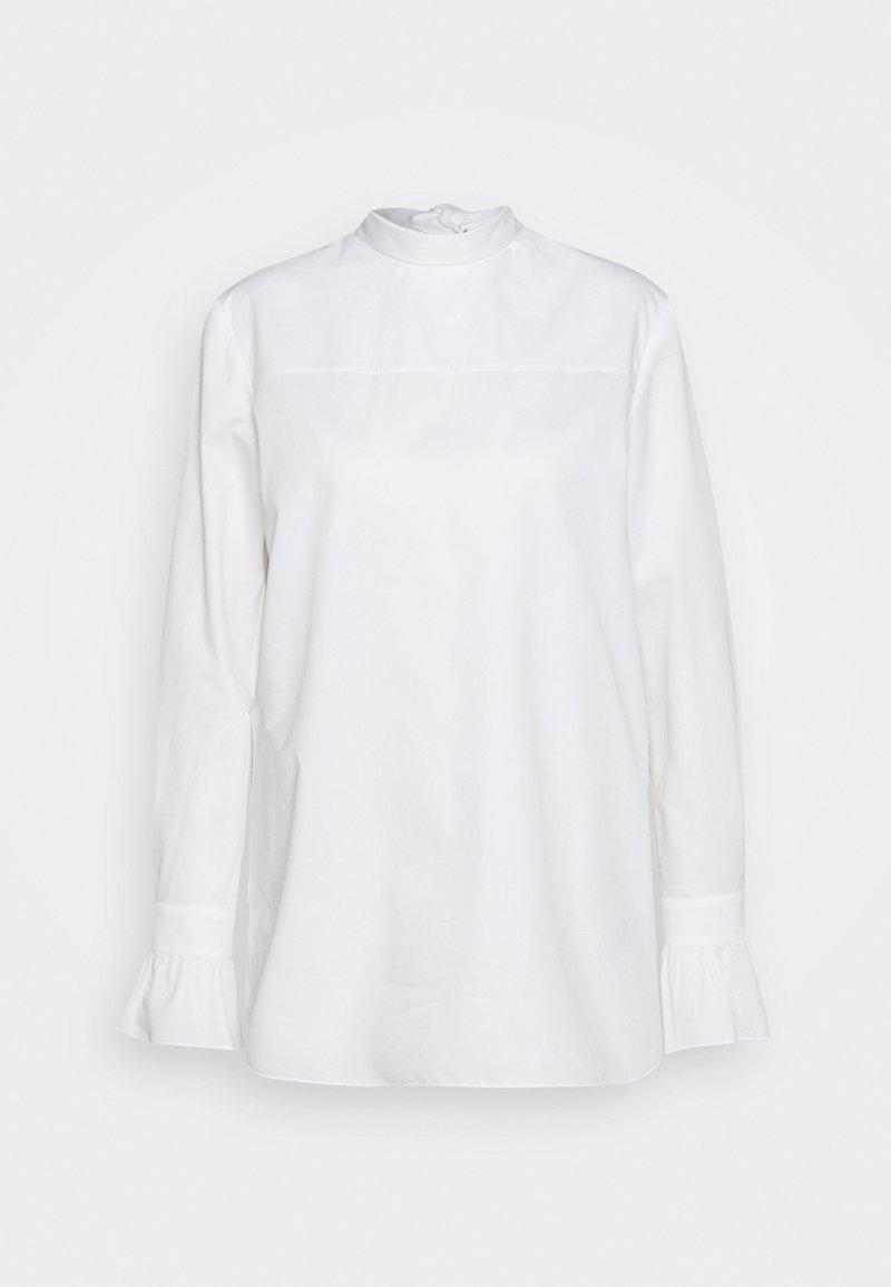 Victoria Victoria Beckham - NECK TIE  - Camicia - white