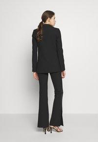 Victoria Victoria Beckham - TUXEDO JACKET - Krátký kabát - black - 2