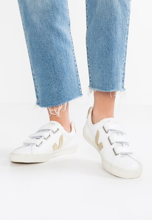 3-LOCK - Trainers - extra white/gold