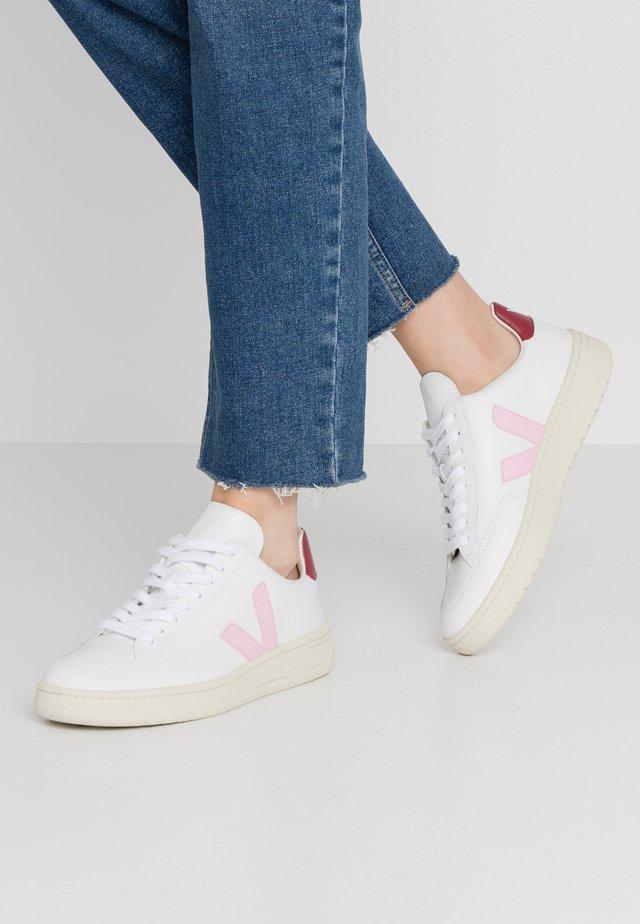 V-12 - Sneaker low - extra white/guimauve/marsala
