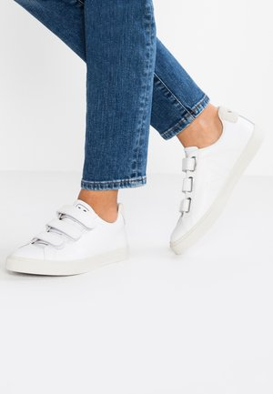 3-LOCK - Sneaker low - extra white