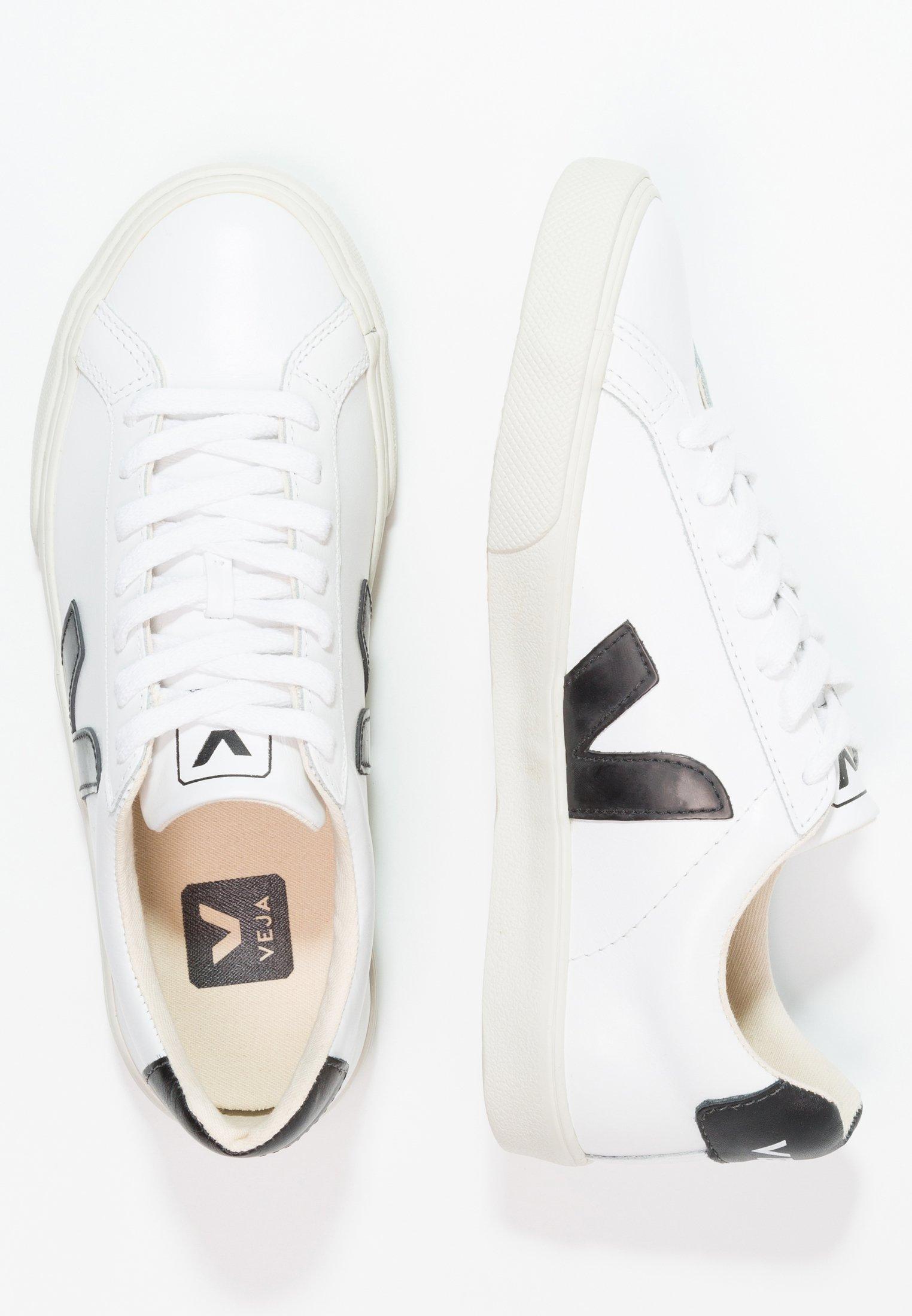 Veja ESPLAR - Baskets basses - extra white/black