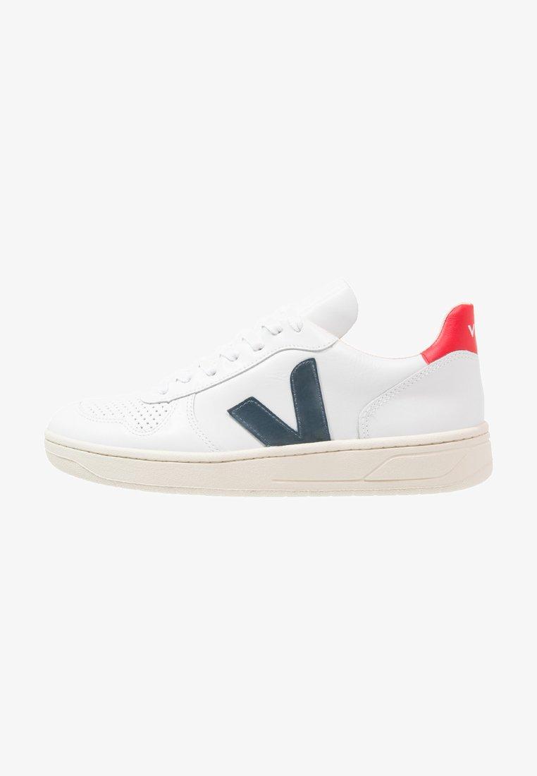 Veja - V-10 - Sneakers - extra white/nautico pekin