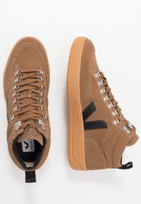 Veja - RORAIMA - Sneaker high - brown/black/natural - 1