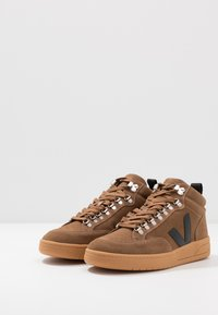 Veja - RORAIMA - Sneaker high - brown/black/natural - 2