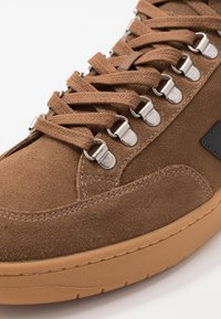 Veja - RORAIMA - Sneaker high - brown/black/natural - 6
