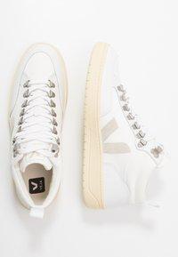 Veja - RORAIMA - High-top trainers - white natural - 1