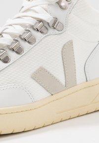 Veja - RORAIMA - High-top trainers - white natural - 6