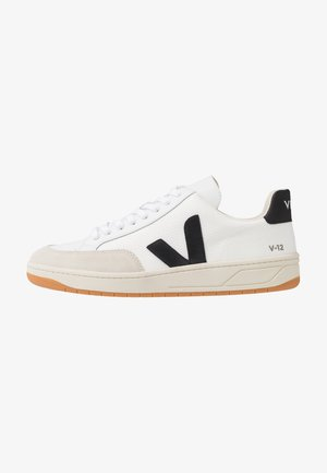 V-12 - Sneaker low - white/black