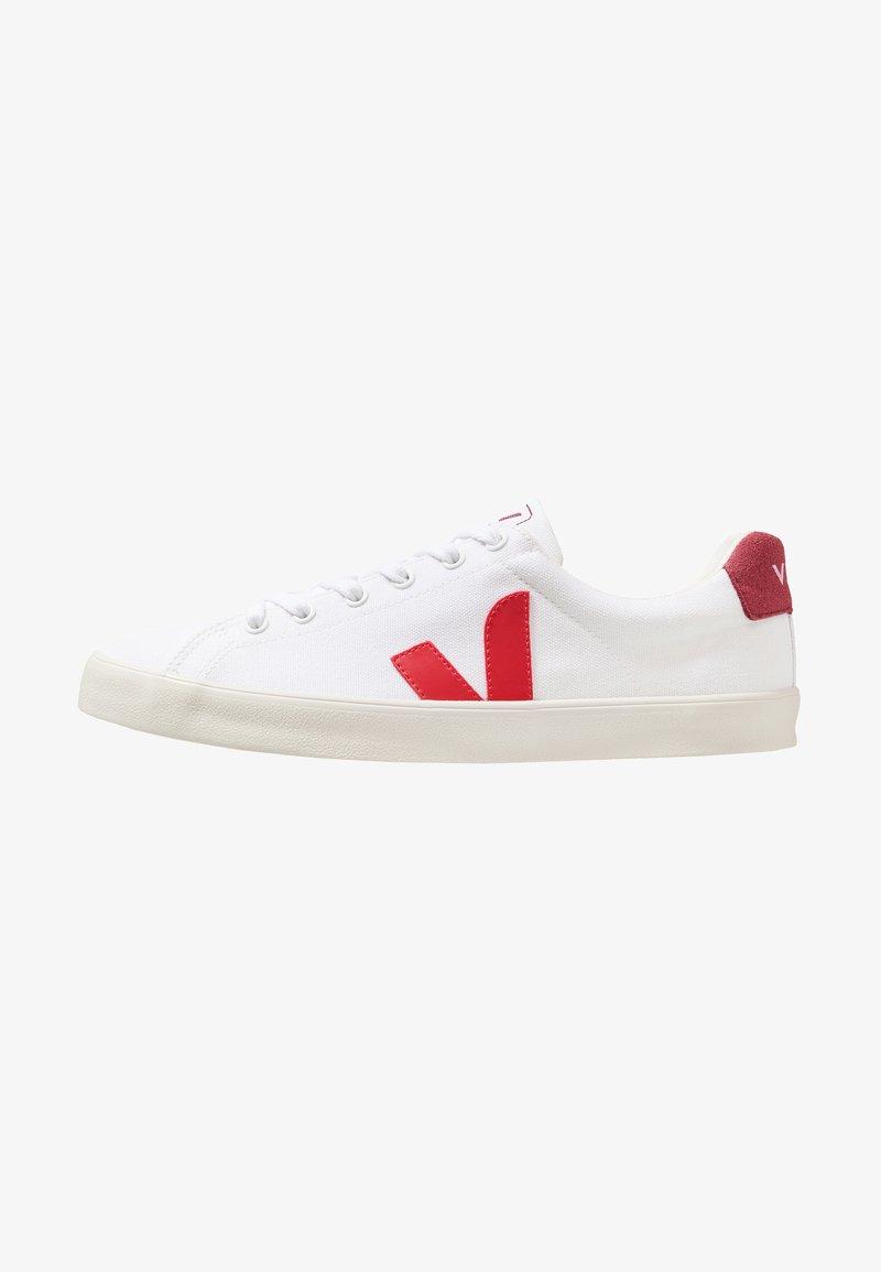 Veja - ESPLAR - Sneakers basse - white/pekin/marsala