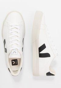 Veja - CAMPO - Sneakersy niskie - white/black - 1