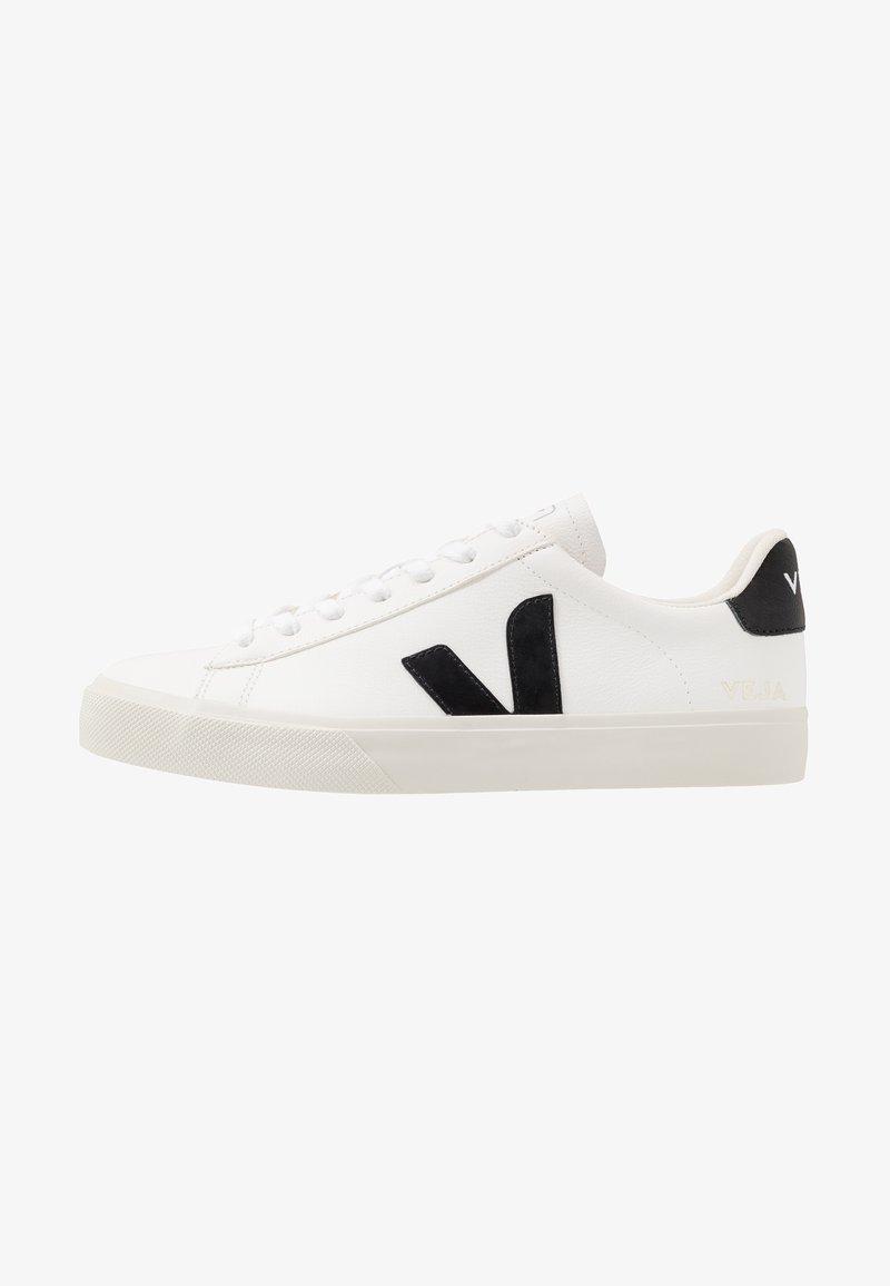 Veja - CAMPO - Sneakersy niskie - white/black