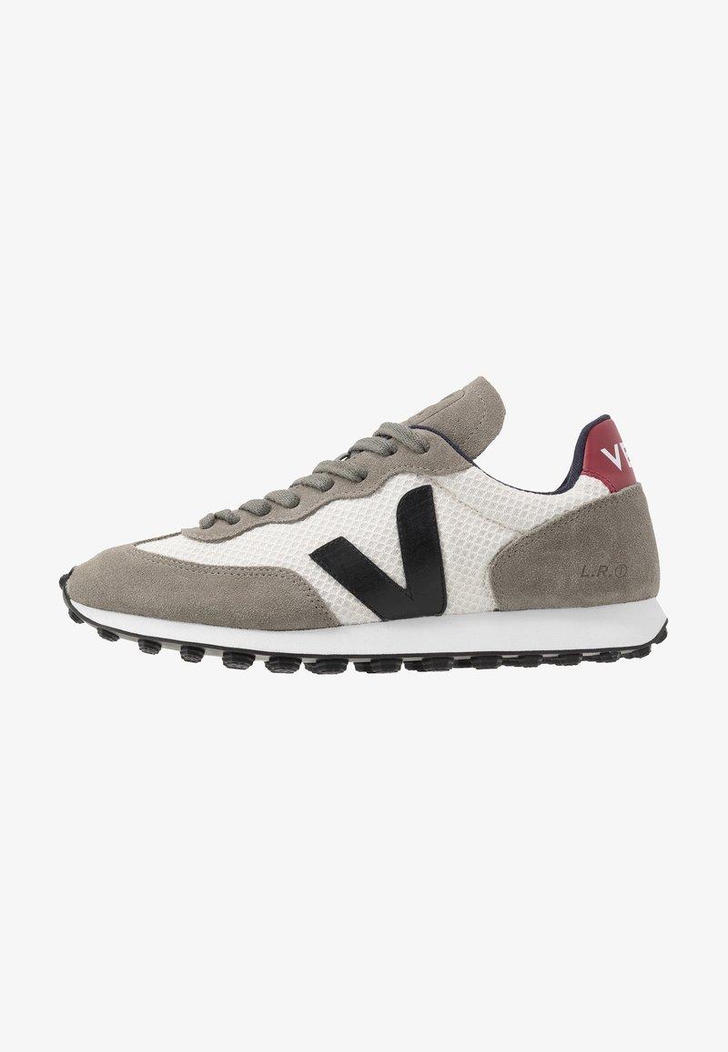 Veja - RIOBRANCO - Sneakers laag - gravel/black/marsala