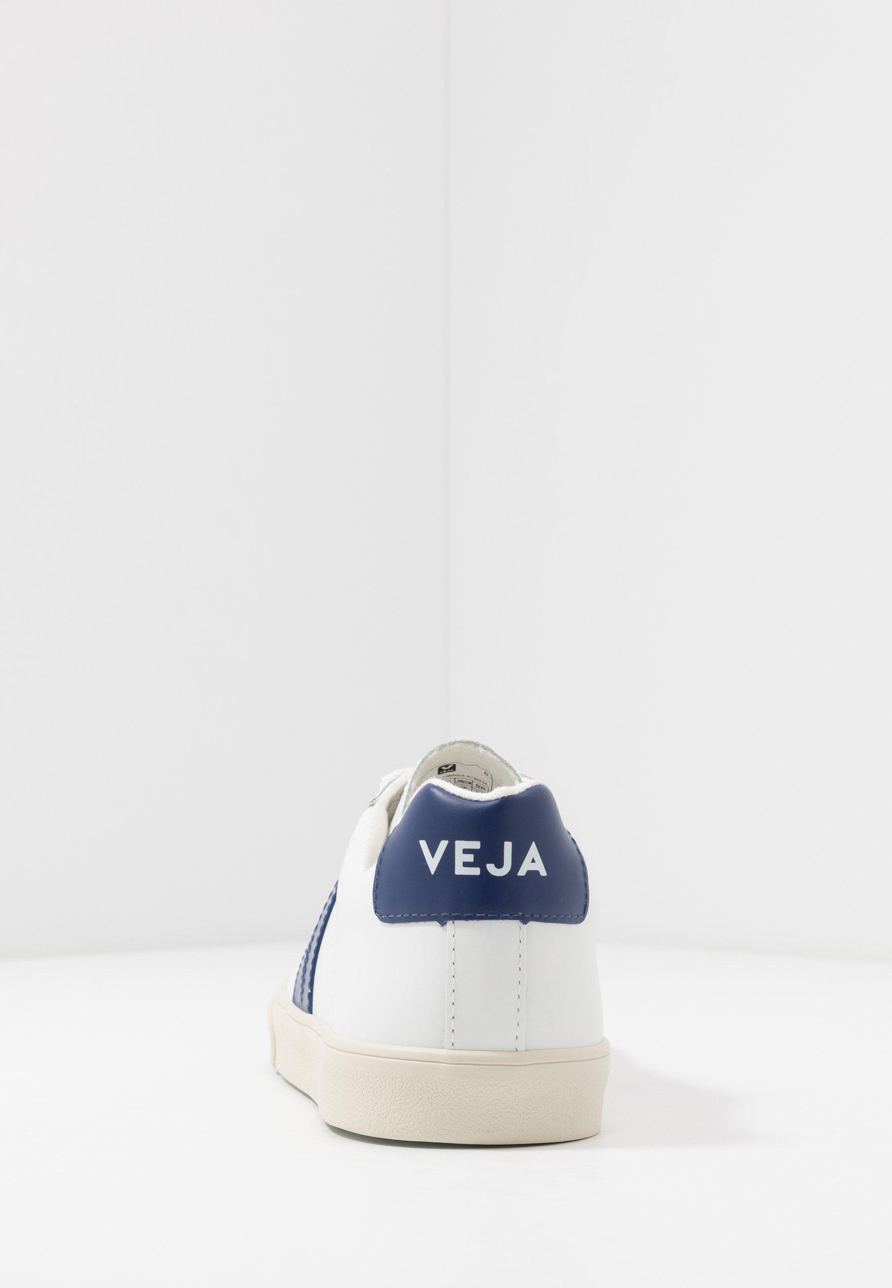 Veja Esplar Logo - Sneakers Extra White/cobalt