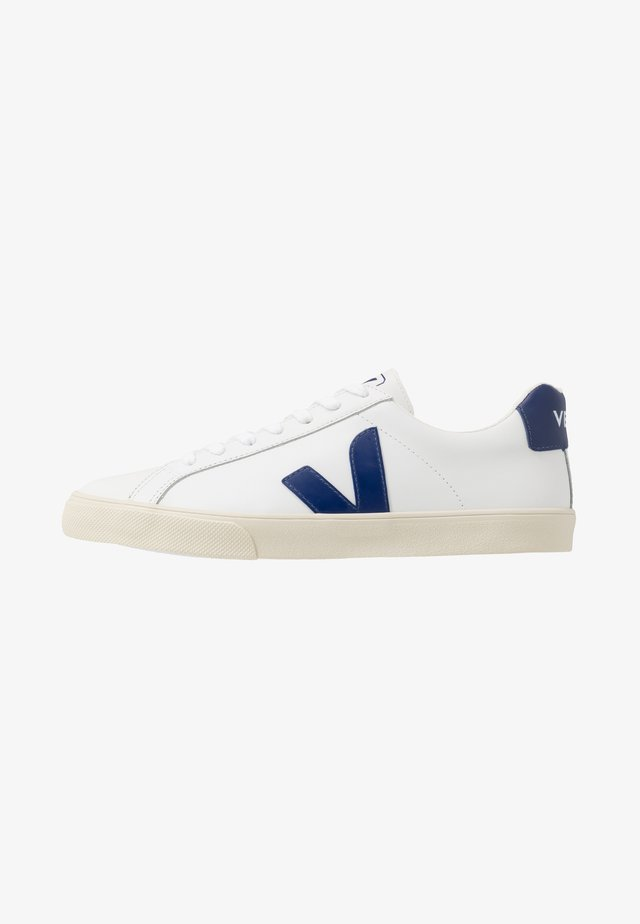 ESPLAR LOGO - Sneakers - extra white/cobalt