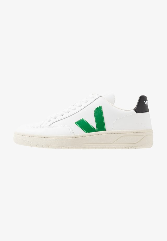 V-12 - Sneakers - extra-white/emeraude/black