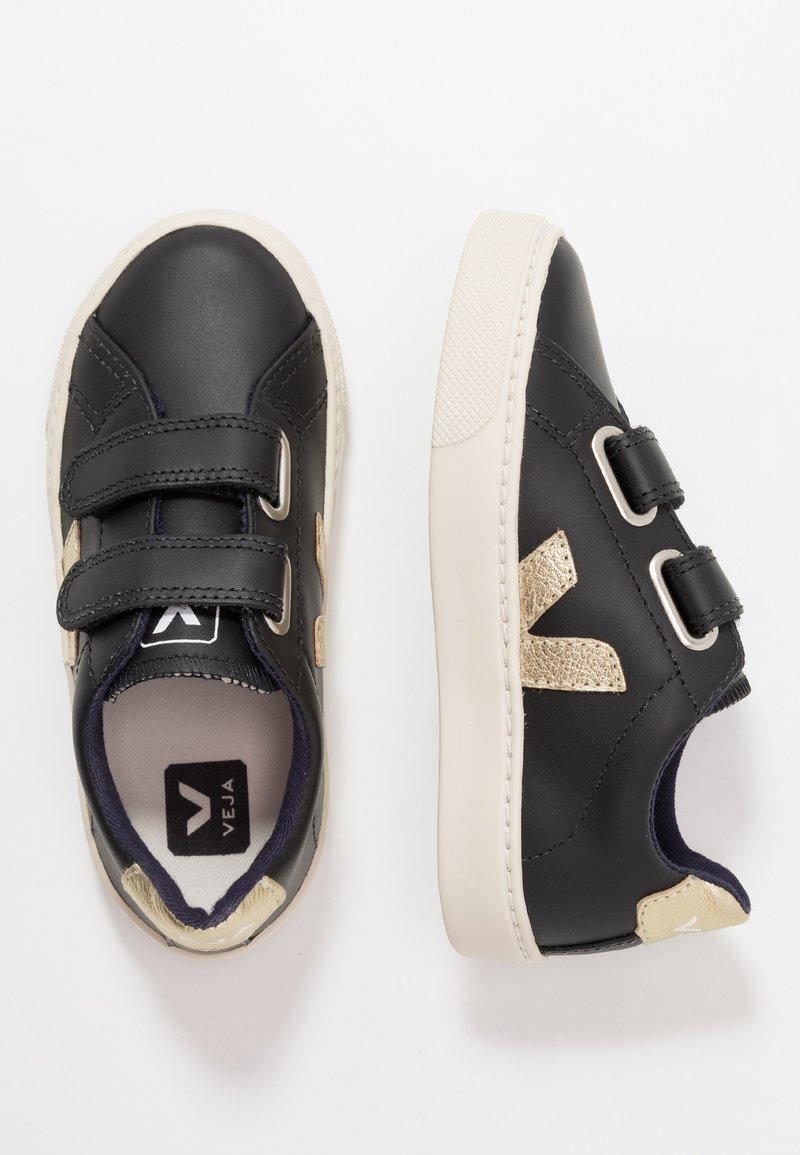Veja - ESPLAR SMALL  - Sneaker low - black/gold