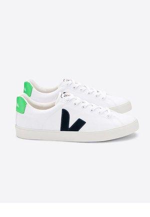 Trainers - white nautico/absinthe
