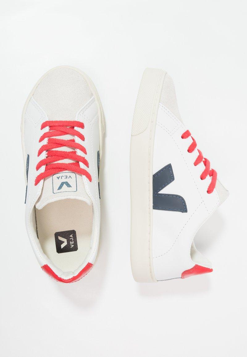 Veja - ESPLAR SMALL LACE - Trainers - extra white/nautico pekin