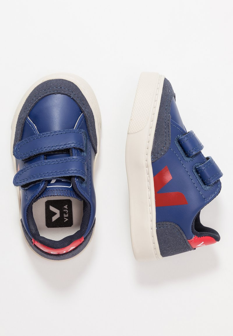 Veja - V-12 - Sneakers laag - cobalt pekin