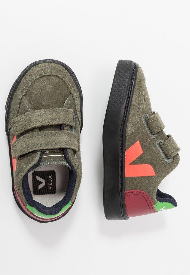V-12 - Trainers - olive/multicolor/black
