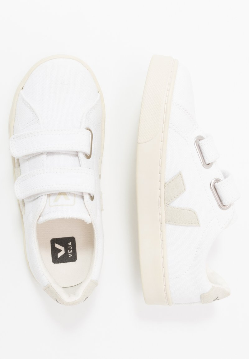 Veja - SMALL ESPLAR - Sneakers - white/natural