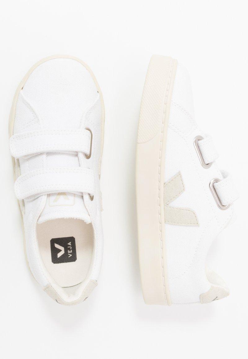 Veja - SMALL ESPLAR - Sneakers laag - white/natural